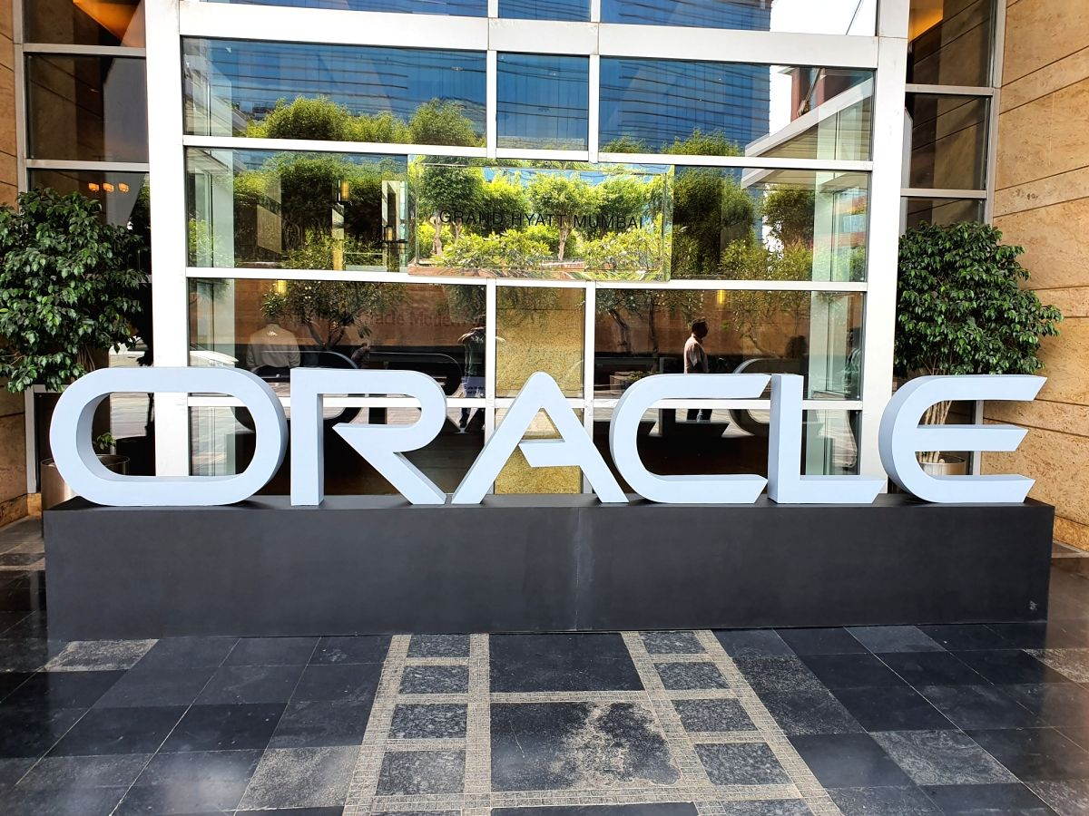 Keeping data within India a big leap for us: Oracle.