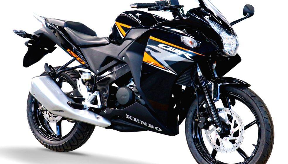 Kenbo motorcycle. (Photo: kenbomotorcycle.com)