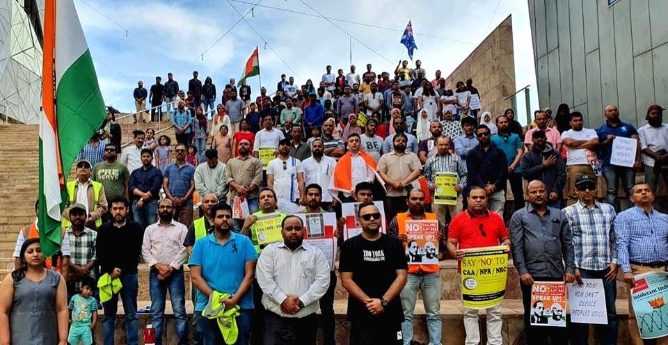 Kerala politicos welcome anti-CAA campaign in Australia