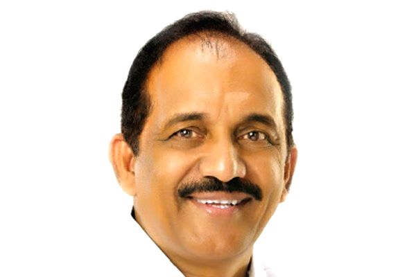 Kerala's United Democratic Front Convenor Benny Behanan