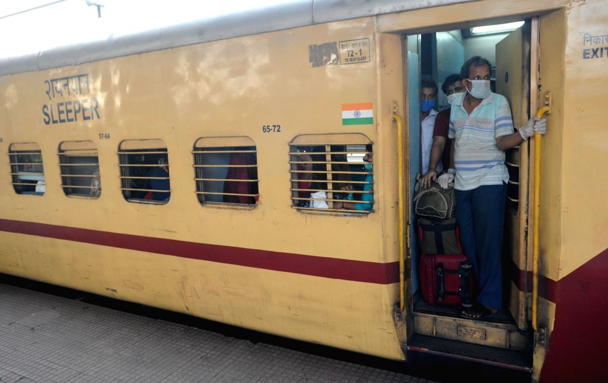 Kerala train passenger tests Covid positive, sent to hospital midway
