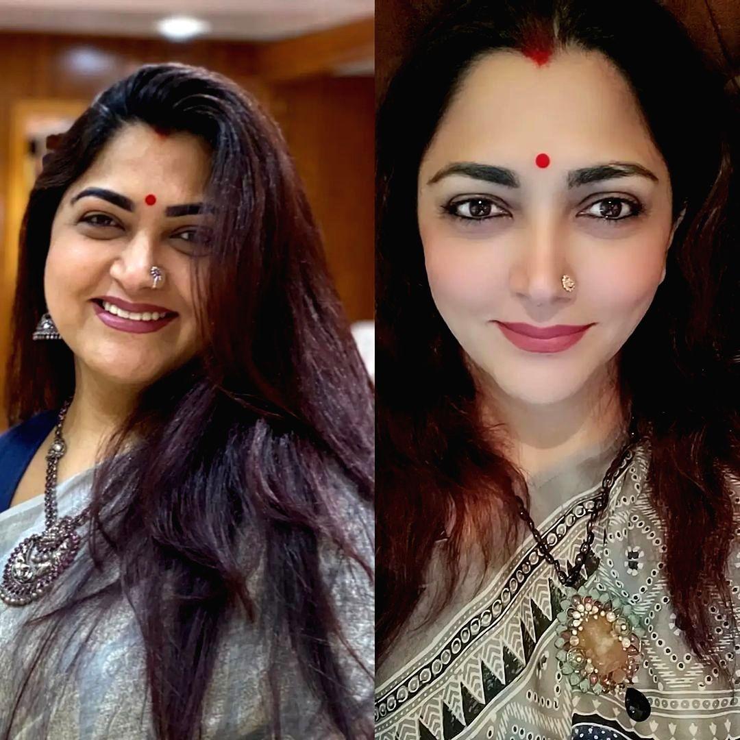Khushbu Sundar shares glimpse of her weight loss transformation