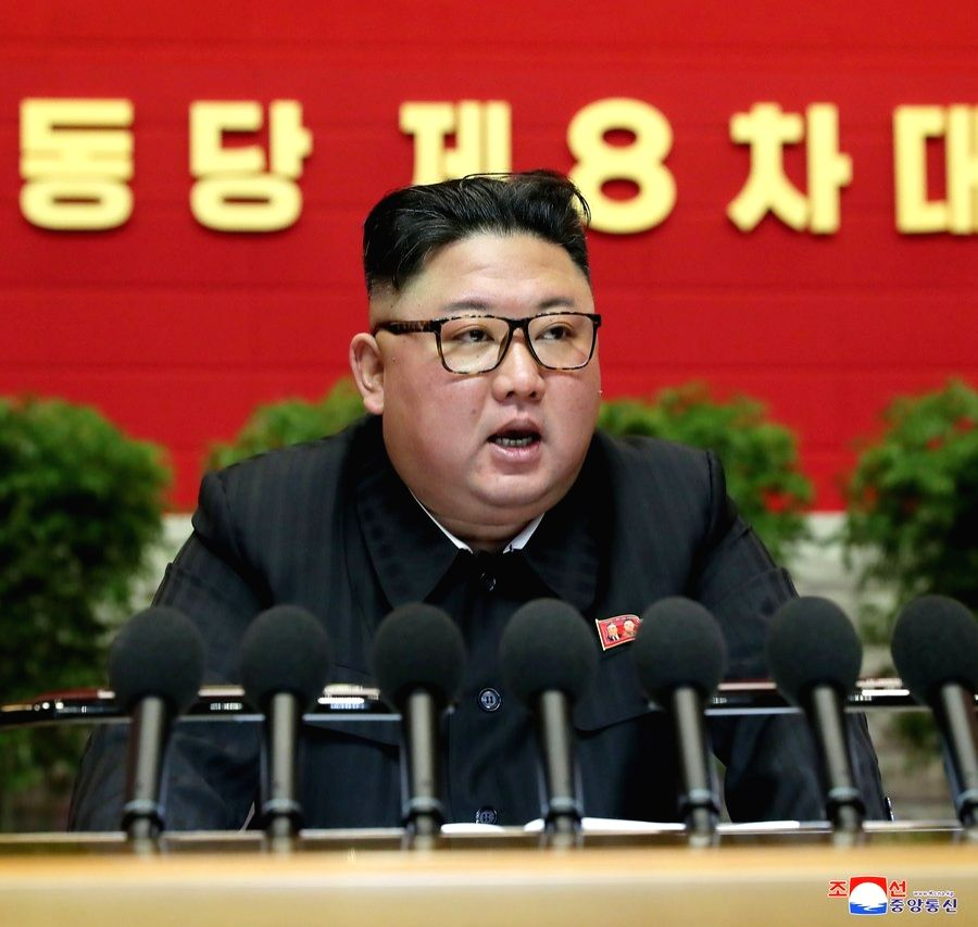 Kim Jong-un elected General Secy of ruling Worker's Party