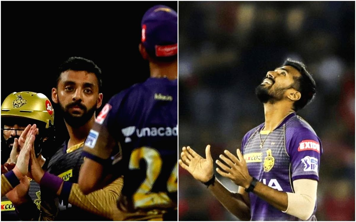 KKR's Chakravarthy, Warrier Covid+, IPL tie deferred: BCCI.(photo:BCCI/IPL/Not for sale)