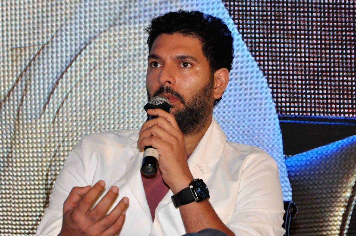 Yuvraj Singh booked for 'casteist slur'