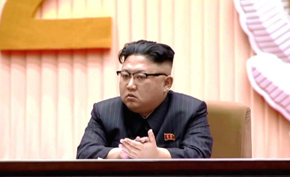 Korea North Supreme leader Kim Jong-un. (File Photo: IANS)