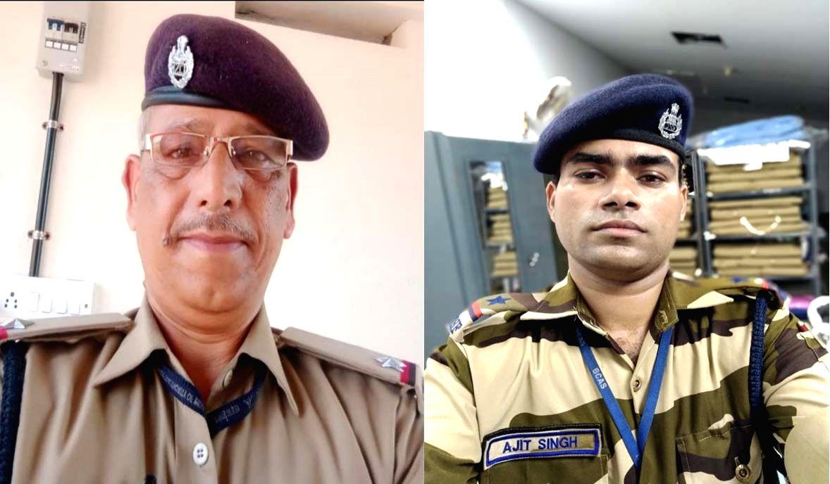 Kozhikode plane crash: 2 CISF men avoid major human loss (filed).