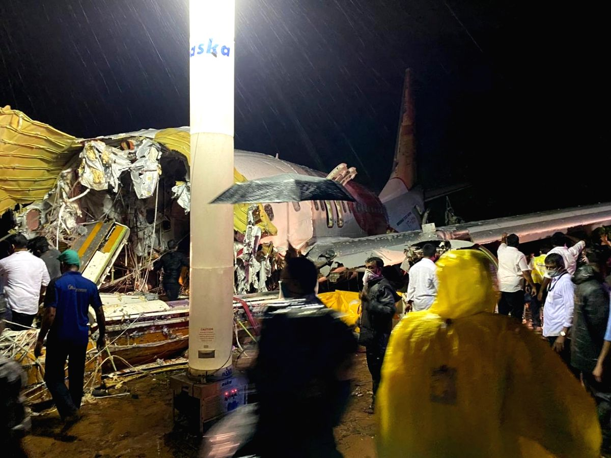 Kozhikode plane crash: Pilot among 11 dead.