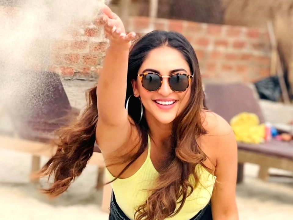 Krystle D'souza believes in 'trust and some pixie dust'