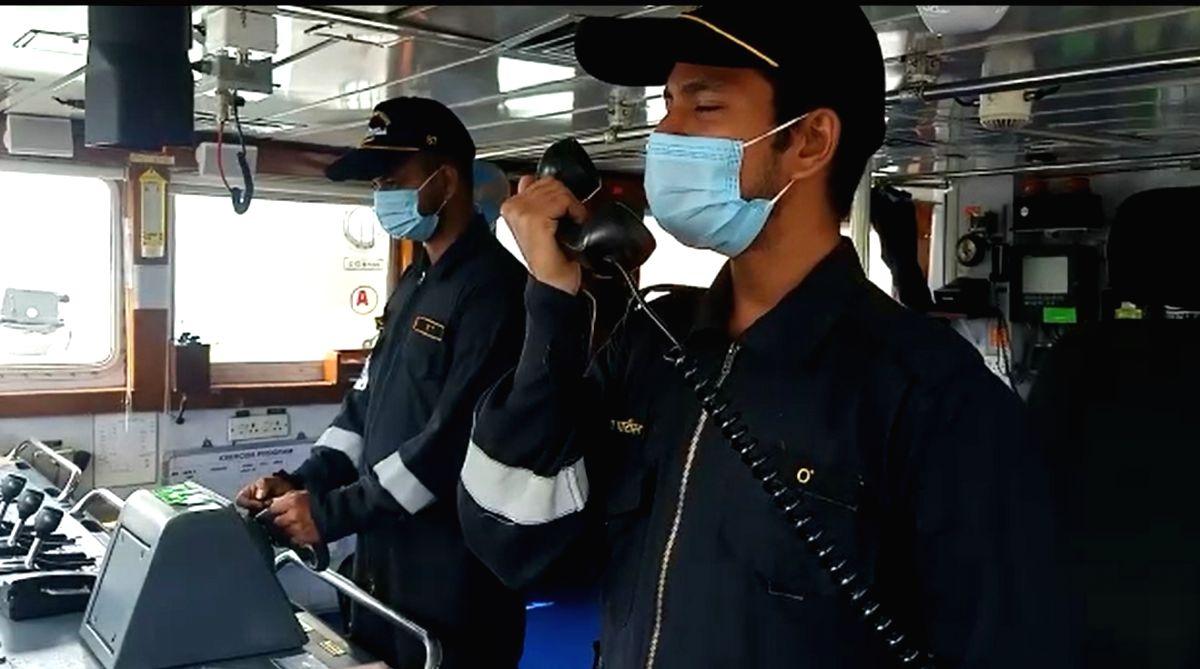 Ktaka fishermen told return as cyclone brews in Arabian sea