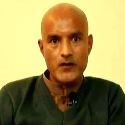 Kulbhushan Jadhav. (Photo: twitter@JadhavSaysPKMKB)