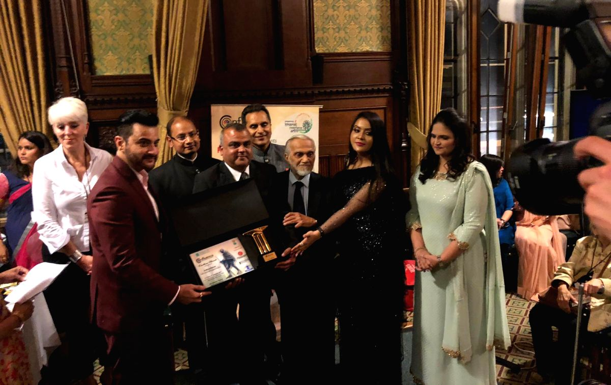 Kuldeep Ahlawat, operations head of Indian Sports Fan UK, was bestowed the Excellence Award for Sports Community and Social Service at the British Parliament. The event was organised by the Confluence Foundation, from September 26 to 28 as a commemor