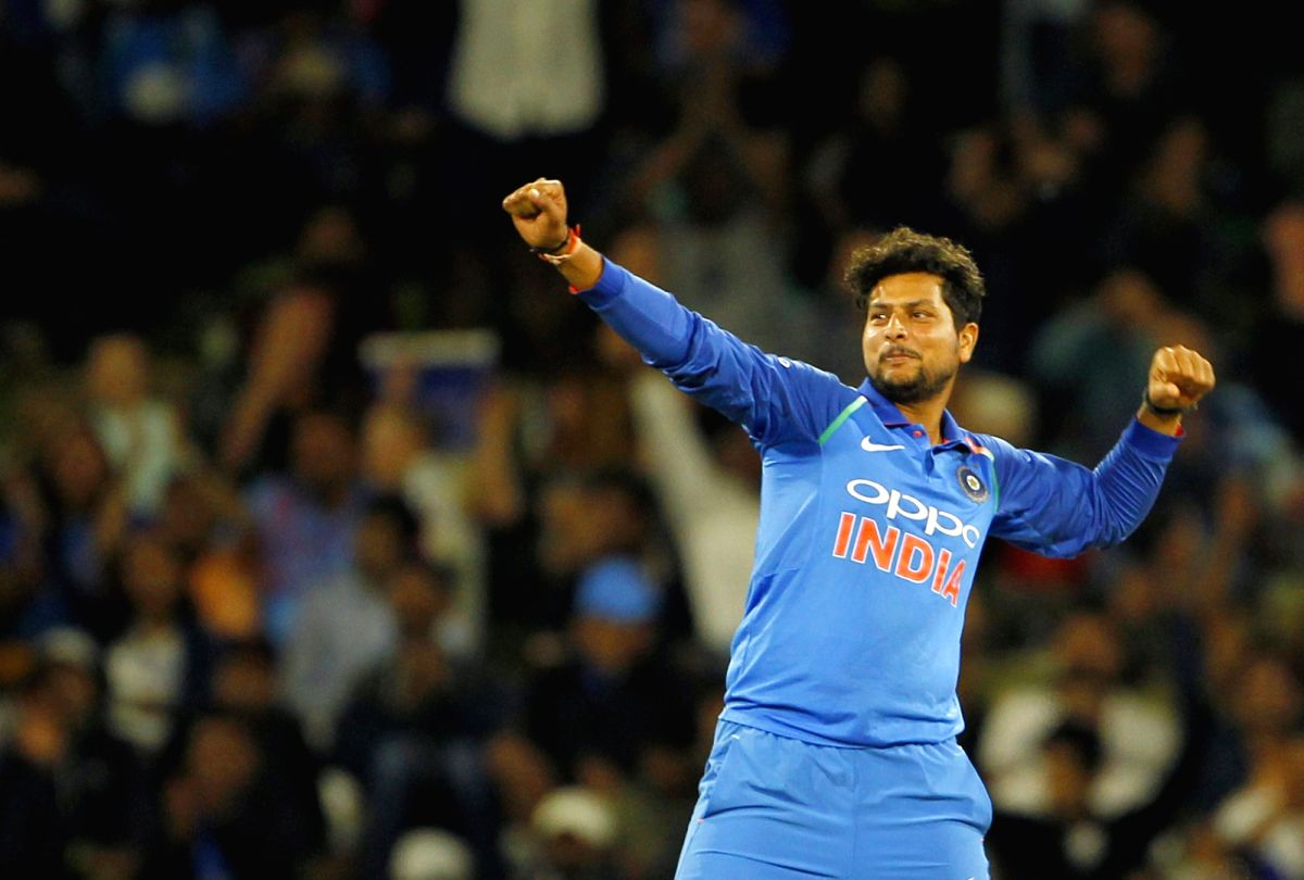 Kuldeep Yadav. (Photo: Surjeet Yadav/IANS)