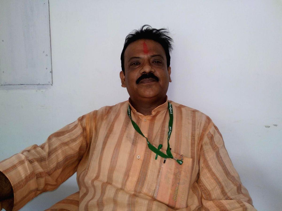 Kumar Rahul Singh, Bihar's RJD General Secretary.