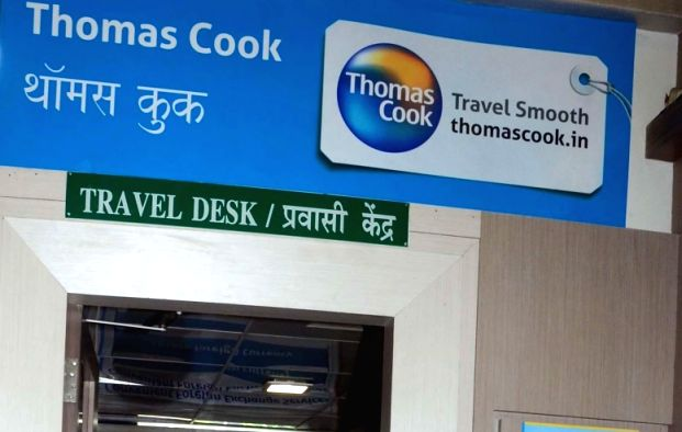 A Thomas Cook India Office