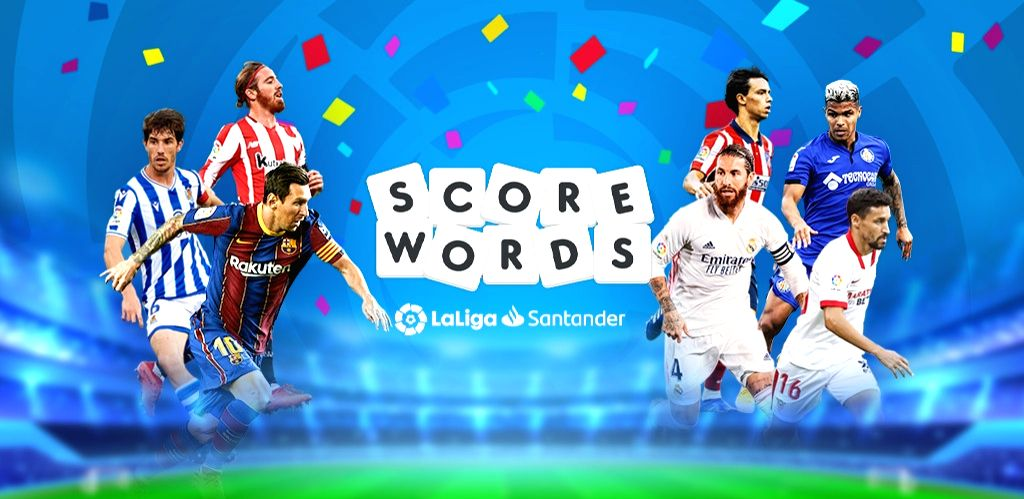 LaLiga launches new word game for football fans.
