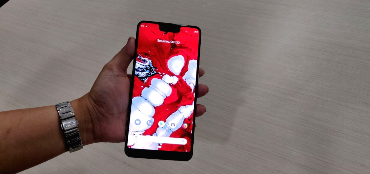 :Launched earlier in October, the Pixel 3 XL will cost Rs 83,000 for the 64GB variant and up to Rs 92,000 for the 128GB model..