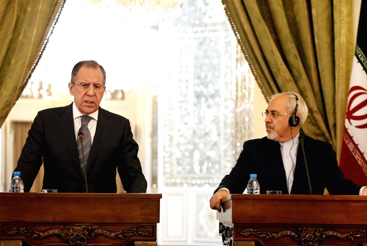 Lavrov to discuss n-deal, cyberattack in Iran