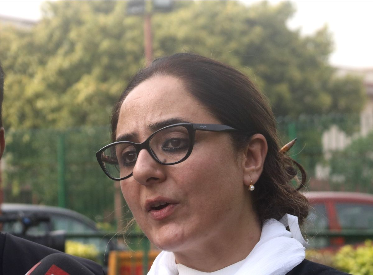 Lawyer's remark triggers protest in Jammu