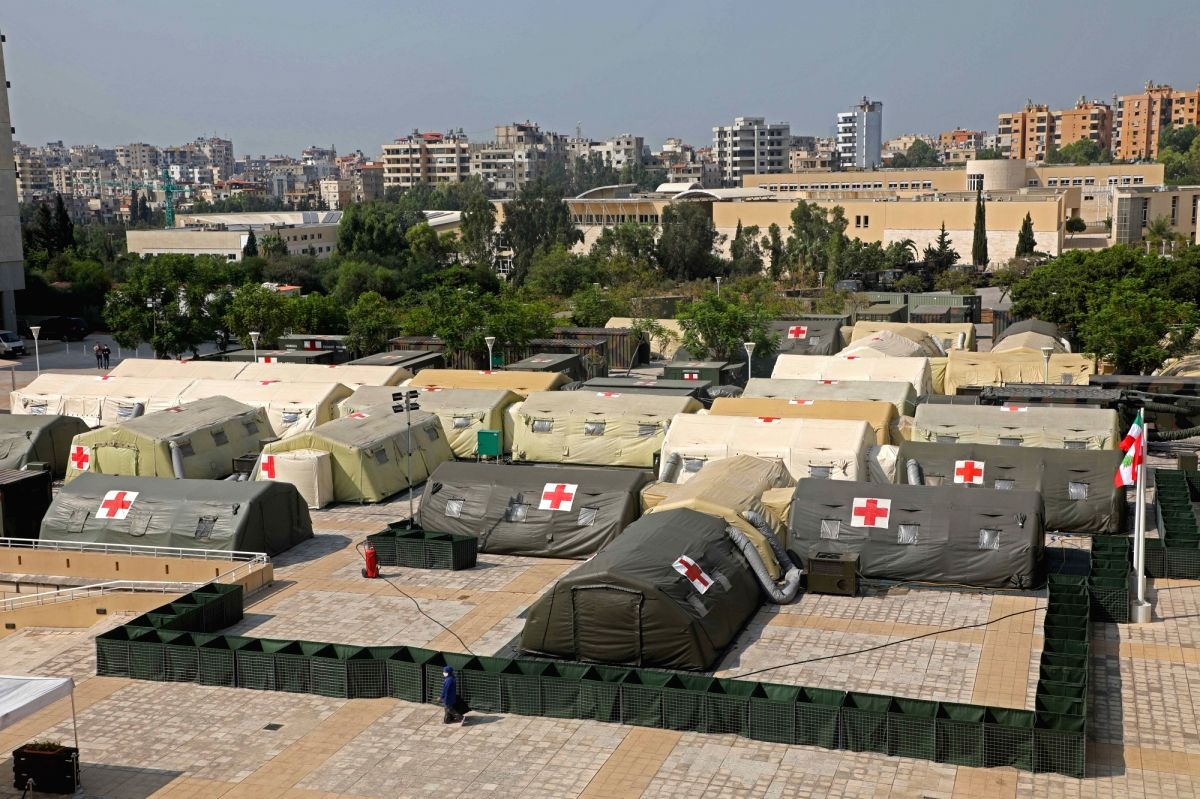 Lebanese hospital calls for help due to fuel shortage