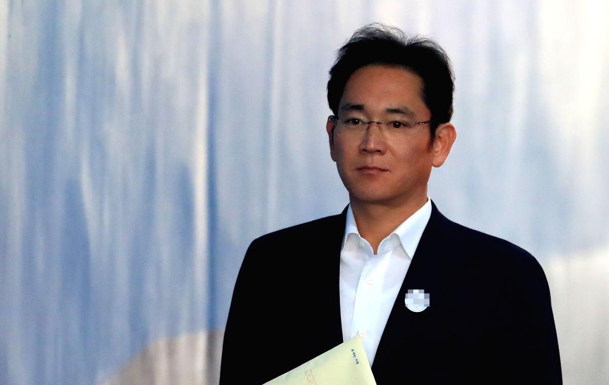 Lee Jae-yong. (Yonhap/IANS)