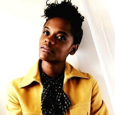 Letitia Wright. (Photo: Twitter/@letitiawright)