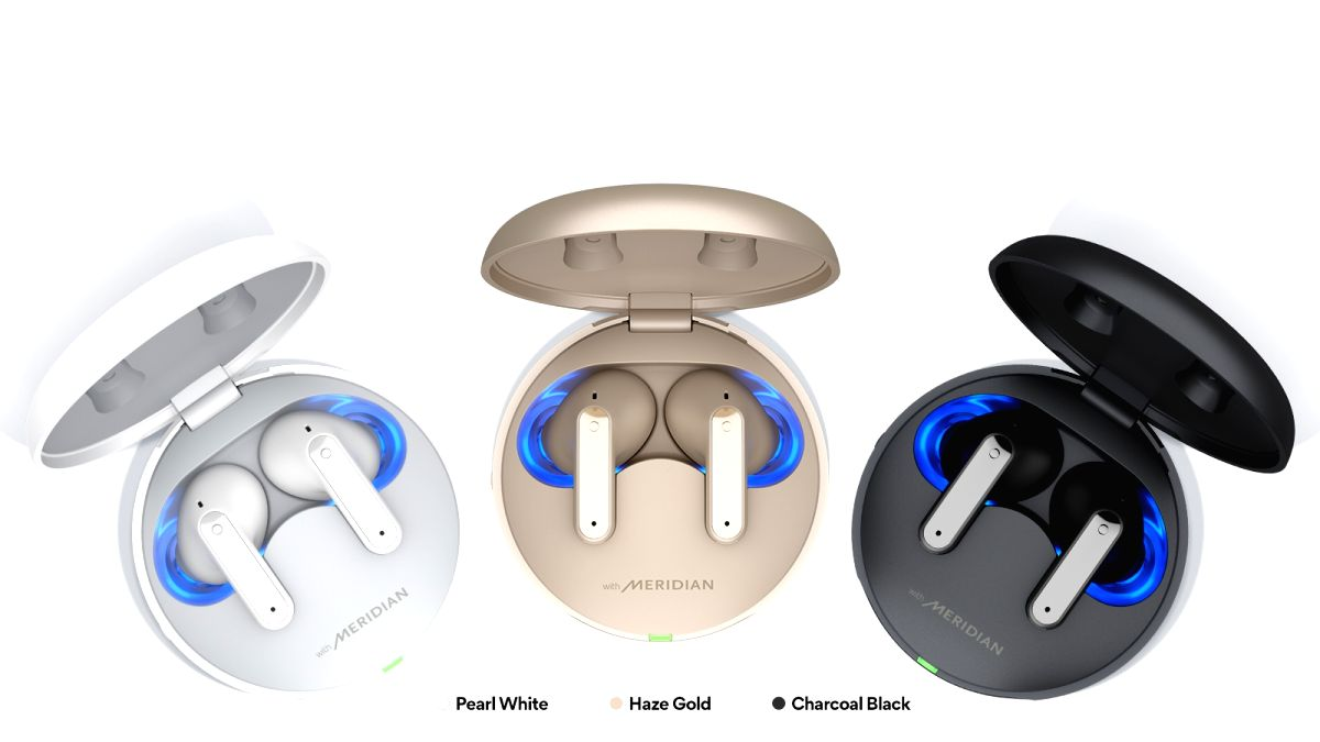 LG Electronics launches upgraded wireless earbuds.