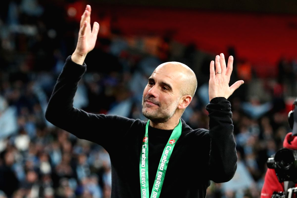 London, June 17 (IANS) Manchester City manager Pep Guardiola has expressed his concerns regarding plied-up Premier League fixtures when top-flight football finally returns in England.