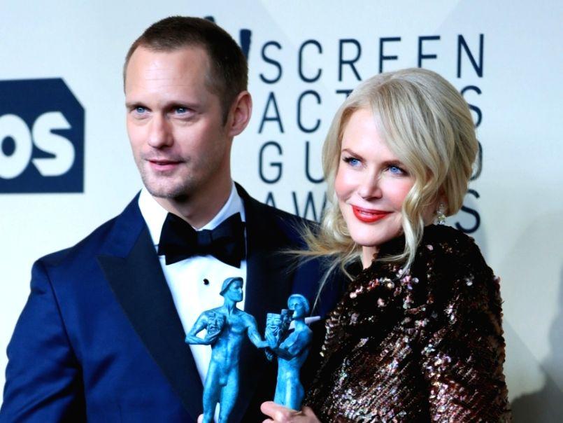 Nicole Kidman and Alexander Skarsgard to reunite for 'The Northman'