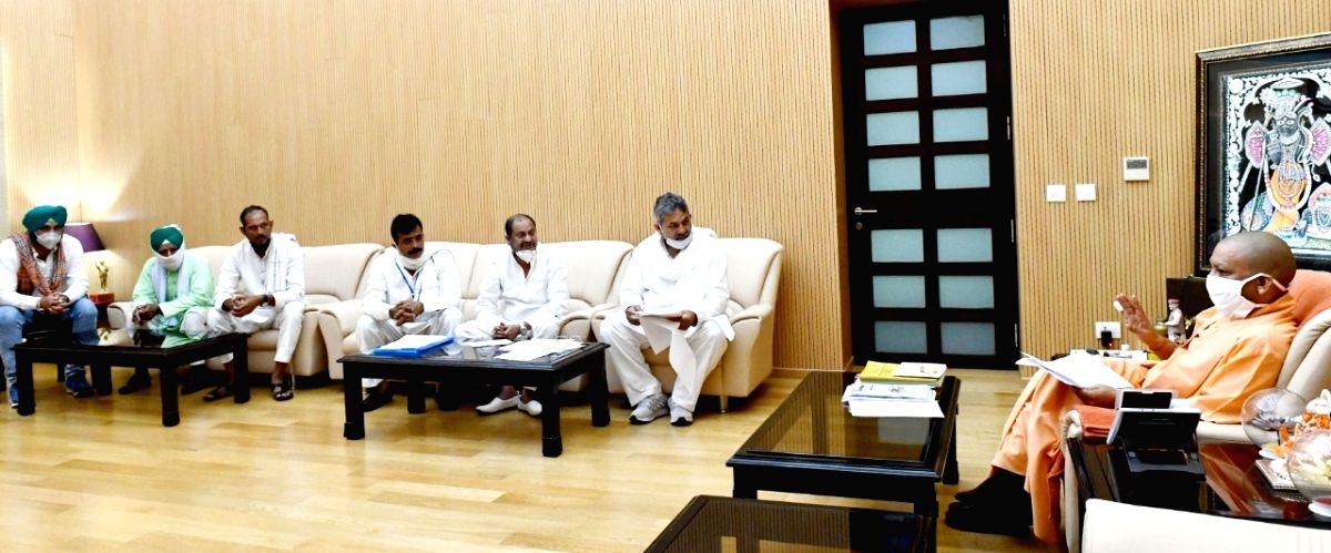 Lucknow, Oct 22 (IANS) The Yogi Adityanath government in Uttar Pradesh is working on an action plan for a permanent solution to the problem of floods in the state.