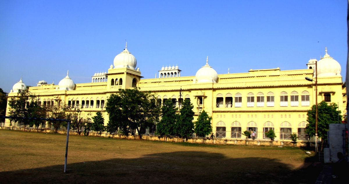 Lucknow University.