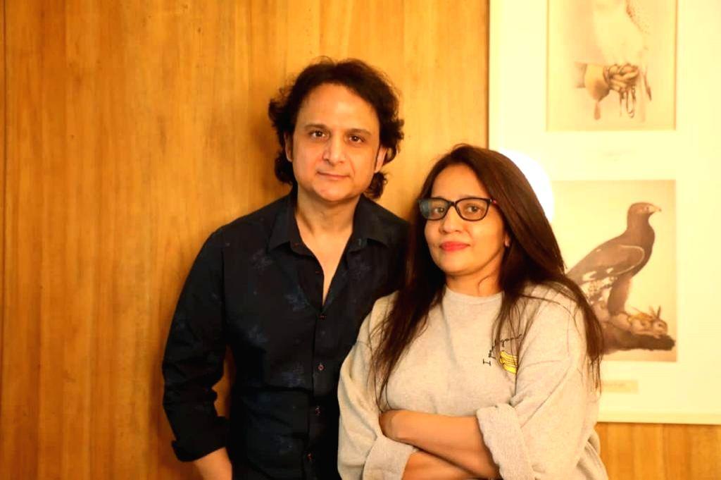 Radhika Rao and Vinay Sapru