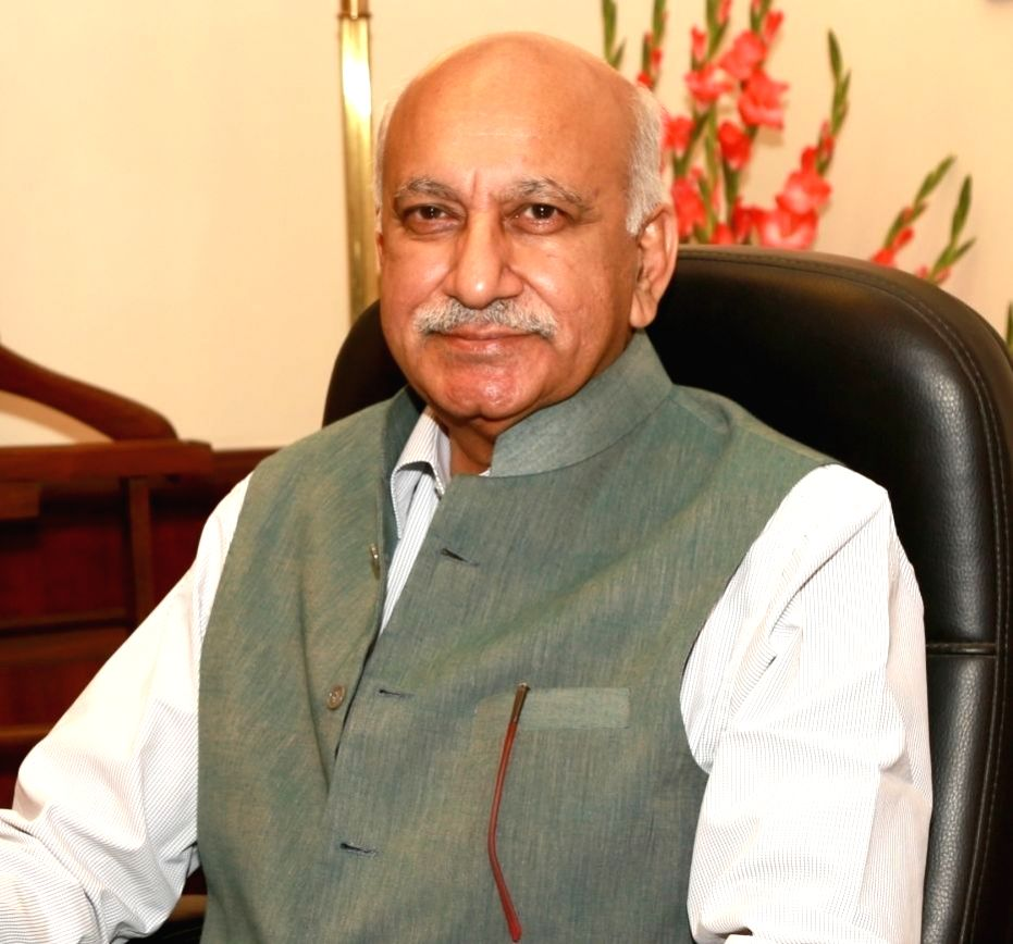M.J. Akbar. (File Photo: IANS)