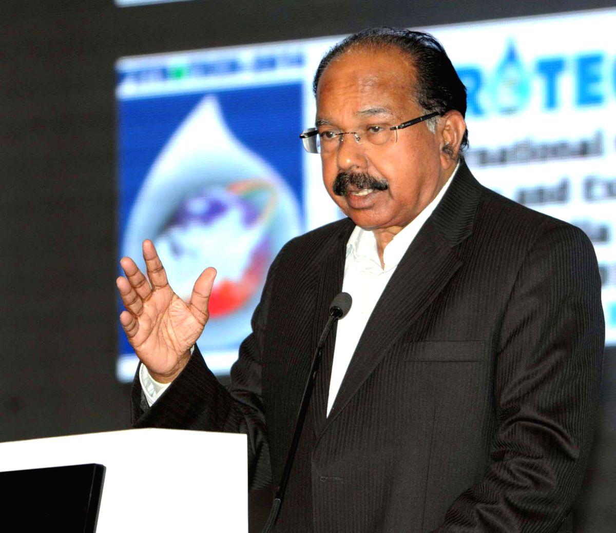 M. Veerappa Moily.