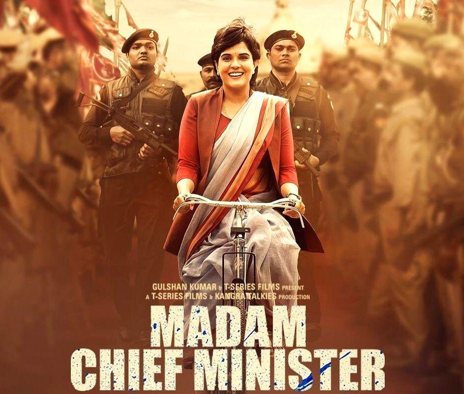 Madam Chief Minister.(photo:instagram)