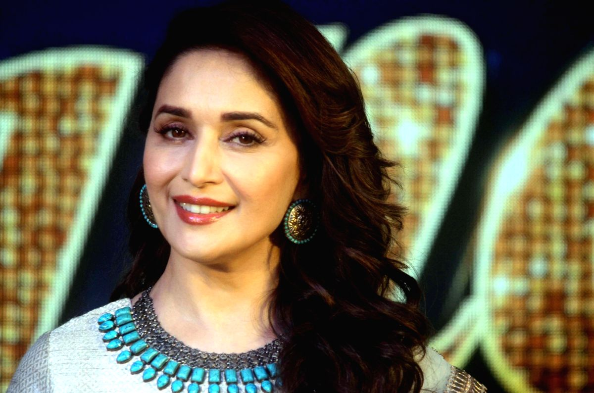 Madhuri Dixit Nene. (File Photo: IANS)