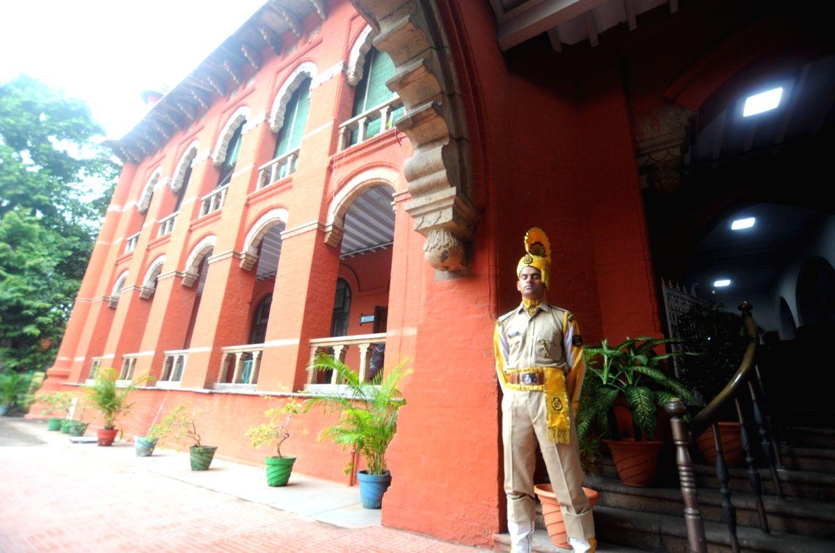 Madras High Court. (Image Source: IANS)
