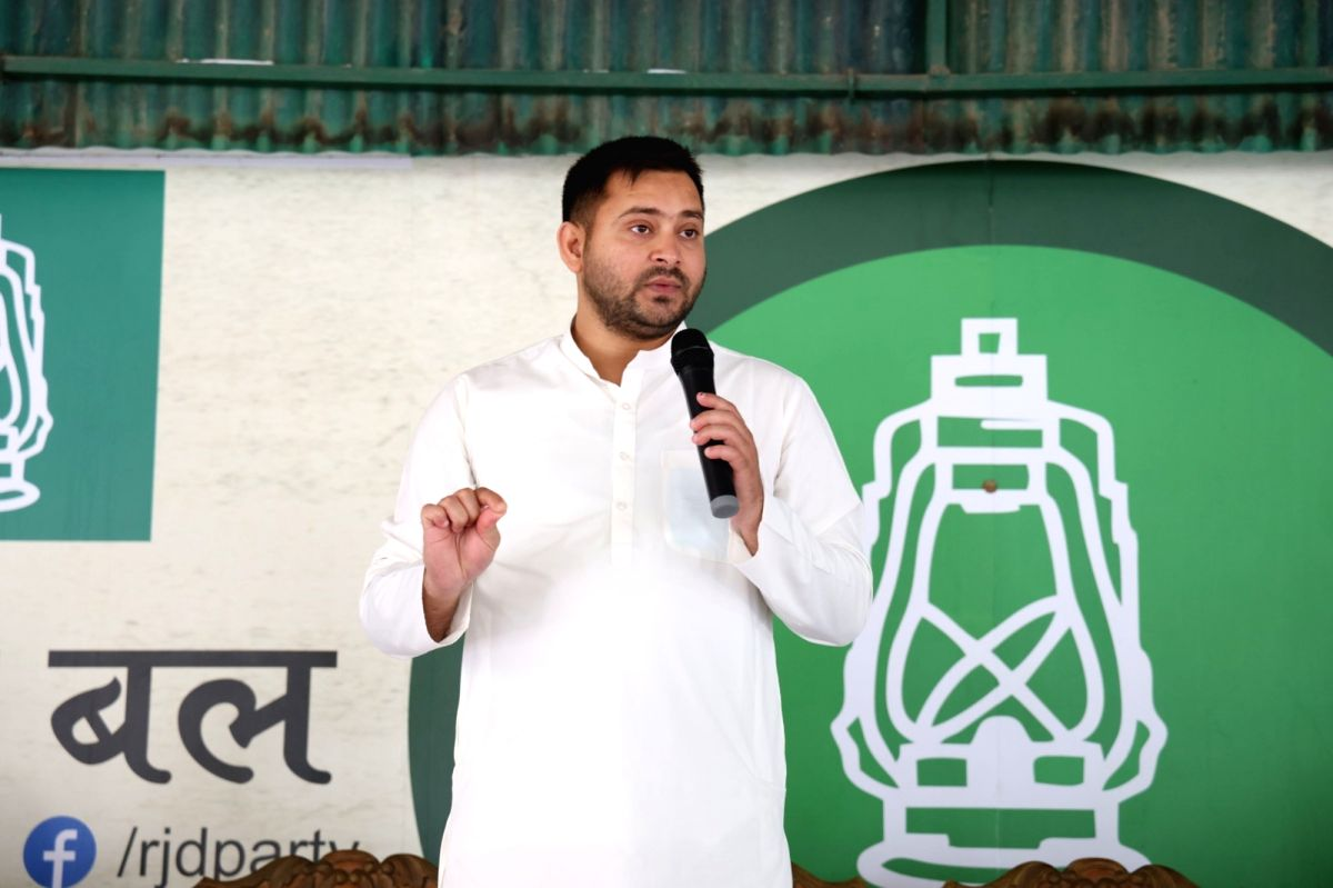 Mahagathbandhan cries foul over voice vote in Bihar speaker election