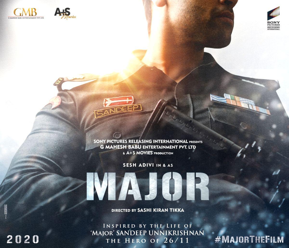 Major poster.