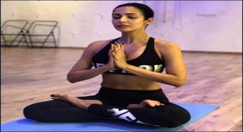 Malaika Arora guides your yoga journey.(photo:IANSLIFE)