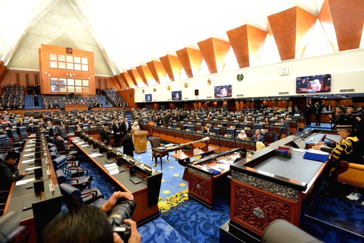 Malay Parliament reconvenes, COVID-19 bill may be tabled