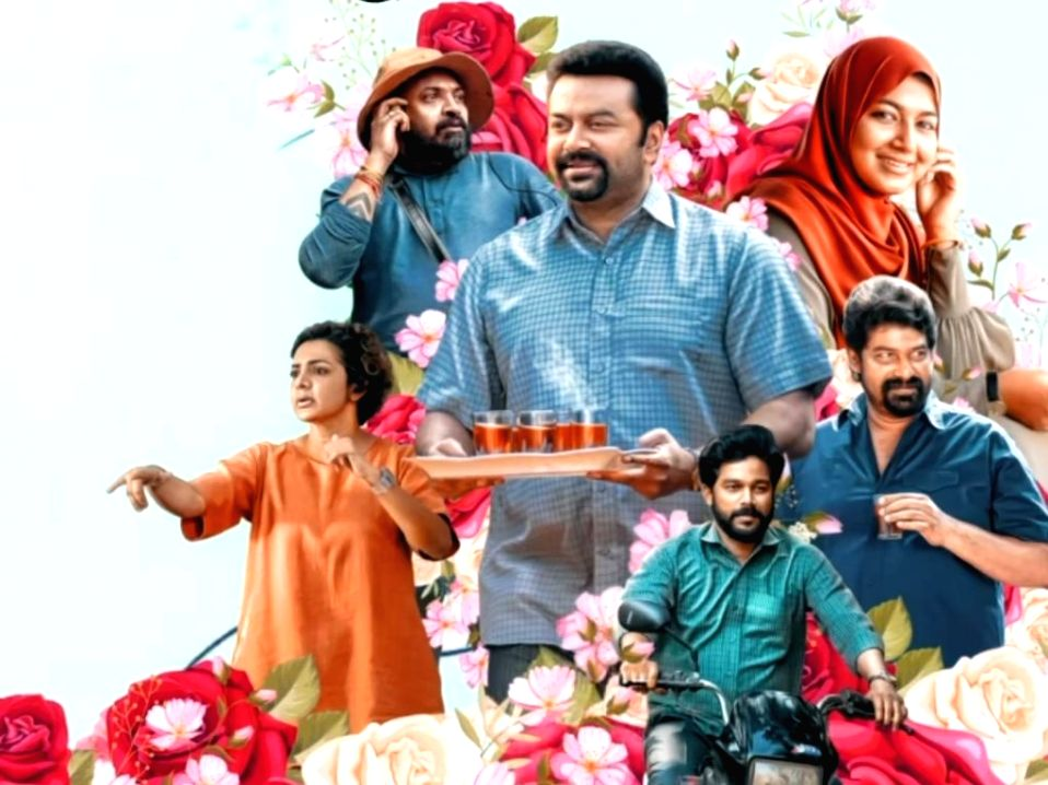 Malayalam comedy 'Halal Love Story' about a religious group out making a film.