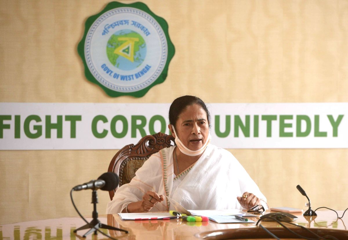 Mamata links CSecy's transfer with Kalaikunda meeting