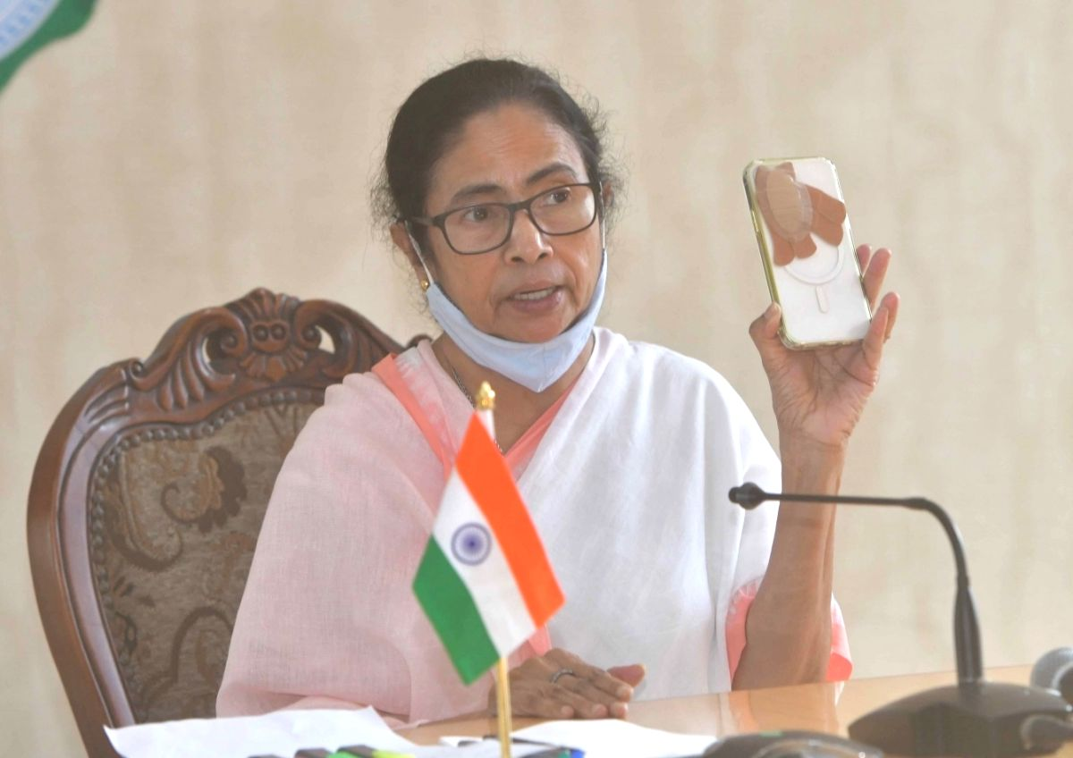 Mamata sets up panel to probe Pegasus hacking in Bengal