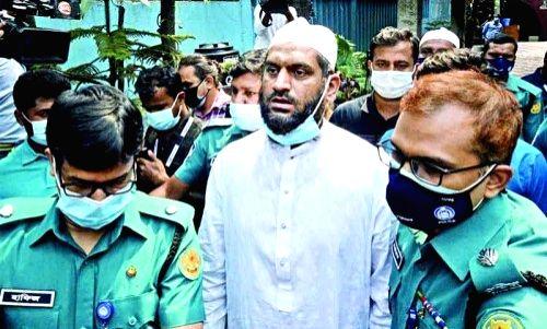 Mamunul among 43 Hefazat leaders sued for embezzling Rs 20 cr takas