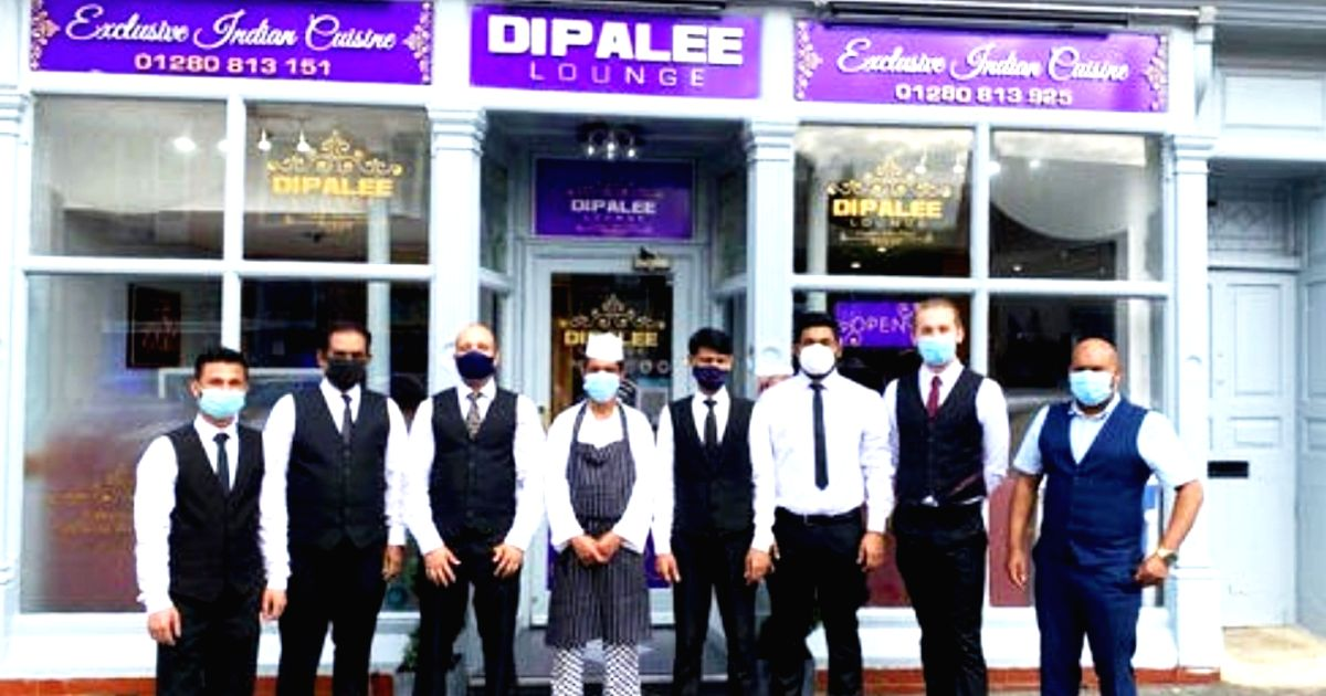 Man who bought takeway restaurant in Milton Keynes wins Indian Restaurant of the Year title: Report.(Credit:Facebook/Dipalee Lounge)