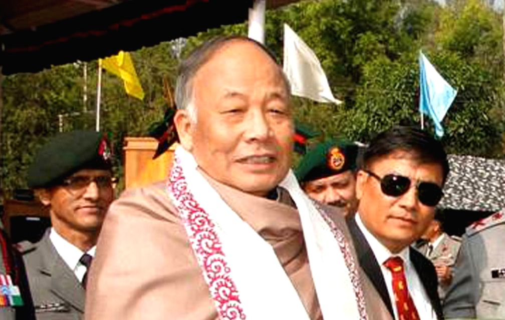 Manipur Chief Minister Okram Ibobi Singh. (File Photo: IANS)