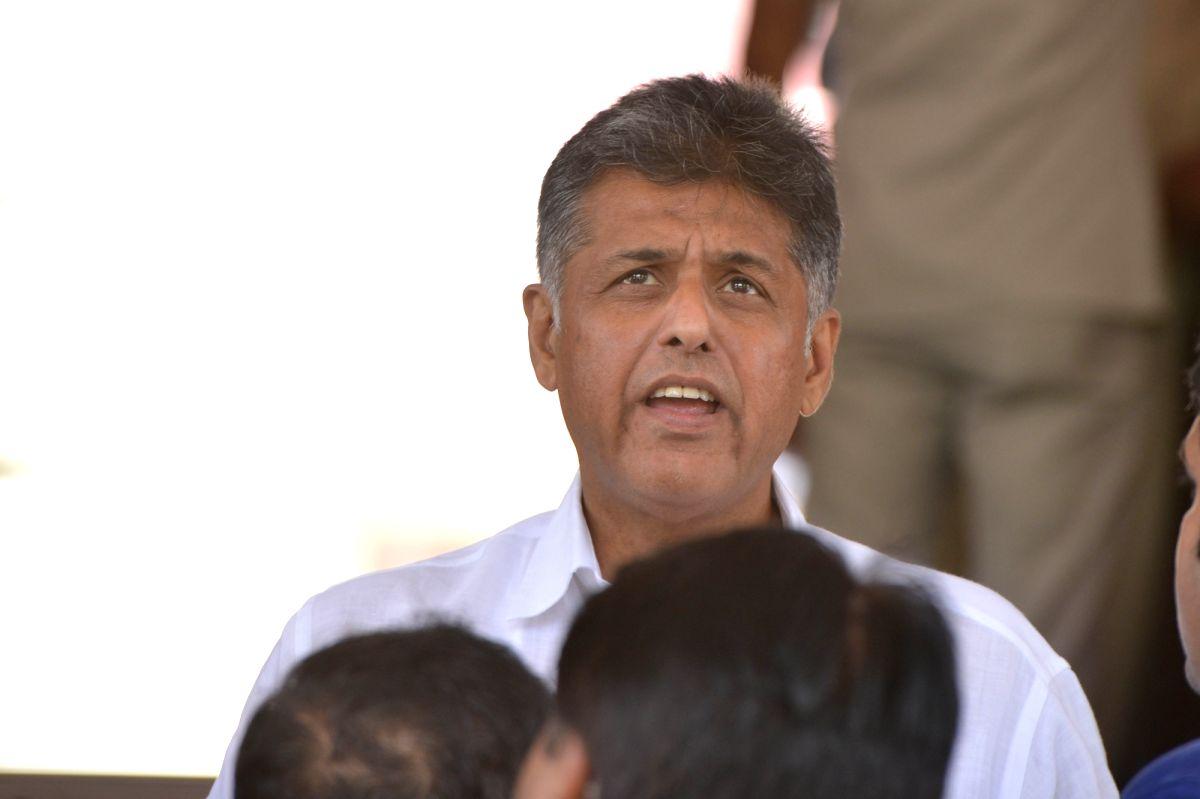 Manish Tewari.