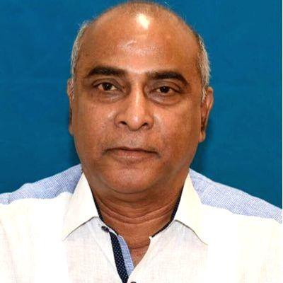 Manohar Ajgaonkar. (Photo: Twitter/@BabuAjgaonkar)