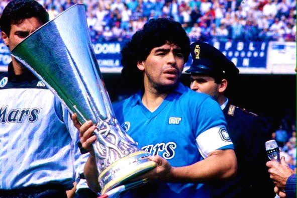 Maradona at Napoli: From God to devil.